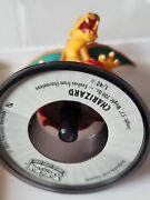 1st Edition Pokemon Trading Figure Tfg Game Charizard Figure With Rarity Symbol