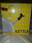 Ultra Rare Disney Mickey Mouse Michael Graves Kettle Silver Unused With Oem Box