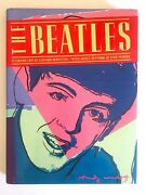 The Beatles Rare 1st Edtn 1980 Iconic Warhol Cover Art Collectors Book - New