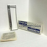 Dl Grain Bin And Soil Thermometer Wright Motor Sales Oliver Farm Equipment W/box