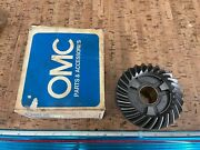 New Oem 0710p29 Omc Johnson Evinrude 385514 0385514 Gear And Bushing Assembly