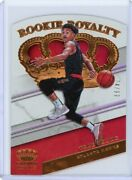2018-19 Panini Crown Royale Basketball Rookie Royalty Die-cut 34 Trae Young/99