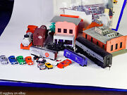Lot Ho And N Scale Cars Buildings Vehicles Trucks Kitbashing Parts Pola Ihc More