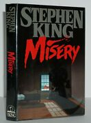 Signed Near Fine 1st/1st Edition Misery Stephen King