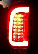 Recon Accessories Tail Light Assembly - Led 264293bk