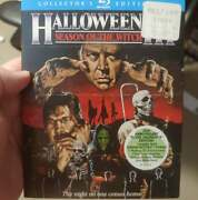 Halloween 3 Season Of The Witch Collectors Edition Blu-ray Disc, 2012 Slip