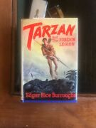 Tarzan And The Foreign Legion Nf/nf Signed By Dan Burroughs Grandson Of Author