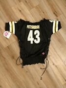 Pittsburgh Steelers Nfl Luck Womenand039s 43 Off Shoulder Jersey Shirt Size S Nwt