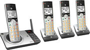 Atandt Dect 6.0 Expandable Cordless Phone System W Digital Answering System
