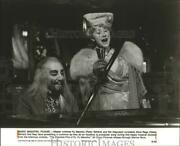 1980 Press Photo Peter Sellers, Co-star In The Fiendish Plot Of Dr. Fu Manchu