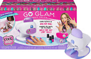 Cool Maker, Go Glam Nail Stamper Deluxe Salon With Dryer For Manicures