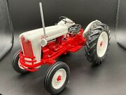 112 Scale Diecast 1953 Ford Jubilee Tractor By Franklin Mint