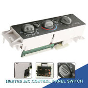 Heater A/c Control Panel Switch For 96-00 Chevrolet Gmc K1500 C1500 Truck C2500