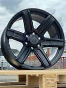 20 Ford Ranger Concave Alloy Wheels And Tyres 6x139 Genuine Alpha 6x139