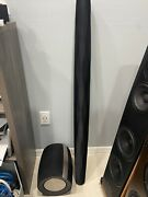 Bowers And Wilkins Formation Soundbar/wall Bracket And Subwoofer,great Condition