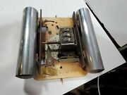 Nutone Mid Century Modern Vintage Doorbell Chime Usa Rare As Is Untested
