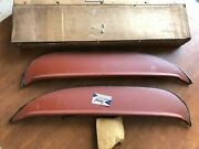 Nos And03957-58 Plymouth Foxcraft Fender Skirts Mfg.pws 587