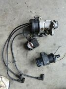 Chrysler 85 Hp Ignition Distributor Coil Rectifier Set Outboard