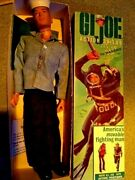 Original 1960s Gi Joe Action Figure With Box And Papers. Action Sailor. Sharp