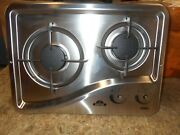Capital 1204ss 2 Burner Drop-in Cooktop Stainless Steel Rv Free Ship 38