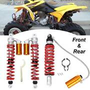 Stage 3 Performance Front Rear Shock Absorber For Yamaha Raptor 660r 700r Yfz450