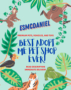 ✨mega Neon Mfr Nfr Limited✨pets Compatible With Roblox Adopt Me✨cheap✨updated