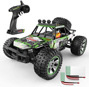 Rc Cars, Remote Control Trucks 110 Scale 4wd 45km/h Fast High-speed Off-road Mo