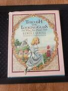 1986 Alice In Wonderland Through The Looking Glass Lewis Carroll First Edition