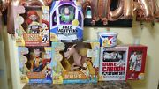 Toy Story Signature Collection Lot