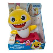 Wowwee Pinkfong Baby Shark Official Baby Shark Dancing Dj Brand New Kid Toy Gift