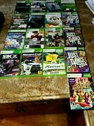 Xbox 360 17 Games And Kinect