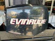 Evinrude Etec 90 Engine Cover Cowl Cowling Top 285651 285650