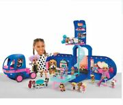 Lol Surprise 2-in-1 Glamper Fashion Camper With 55+ Surprises Lol Surprise New