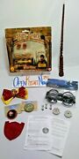 Harry Potter Mixed Lot Light-up Wand Bow Tie Glasses Make-up Game