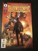 Star Wars 11 Comic Lot Shadows Of The Empire 1-6 2 6 Newsstand Evolutions 1-5