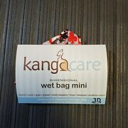 Kanga Care Wet Bag Mini, Queen Of Hearts Qoh Wonderland New Limited Edition