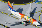 Gemini Jets Southwest Airlines B737-700 Florida One 1400 Gjswa1419 In Stock
