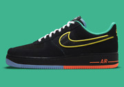 Nike Air Force 1 And03907 Lv8 Shoes Peace And Unity Multi Color Dm9051-001 Menand039s New