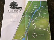 2 Cemetery Plots In Rest Haven Hagerstown Md. Park Lawn Section