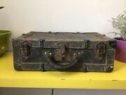 Vintage Local Union Sheet Metal Workers International Smwia Local 430 Toolbox