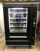 Crane National 455 Frozen Food And Ice Cream Vending Machine Led 1and039s And 5and039s