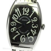 Franck Muller Casablanca 6850 Black Dial Automatic Menand039s Watch_624616