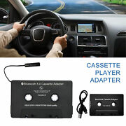 Bluetooth 5.0 Wireless Car Audio Stereo Cassette Tape Adapter For Iphone Android