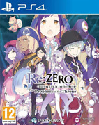 Re Zero - Starting Life In Another World The Prophecy Of The Throne Ps4