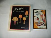 Aladdin Electric Lamps By J W Courter 1987 Signed  Book + Booklet 23
