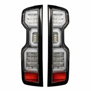 Recon Accessories Tail Light Assembly - Led 264397cl