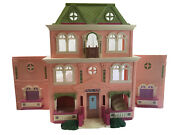 2008 Fisher Price Loving Family Victorian Grand Mansion Dollhouse House Only