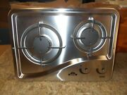 Capital 1204ss 2 Burner Drop-in Cooktop Stainless Steel Rv Free Ship 45