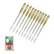 10 Sewing Machine Needles Size 14/90 Top Quality .fits All Brands