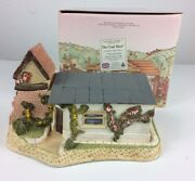 David Winter Cottages The Coal Shed 1989 No.6 Signed British Collectors Guild